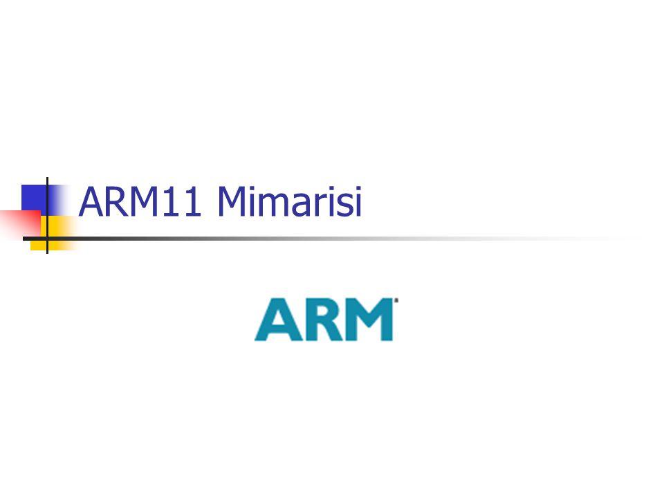 ARM11 Mimarisi
