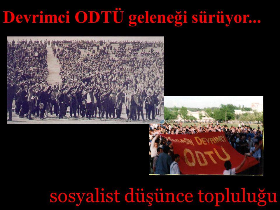 sosyalist düşünce topluluğu