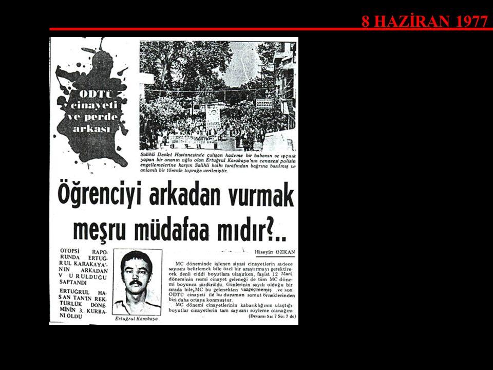 8 HAZİRAN 1977