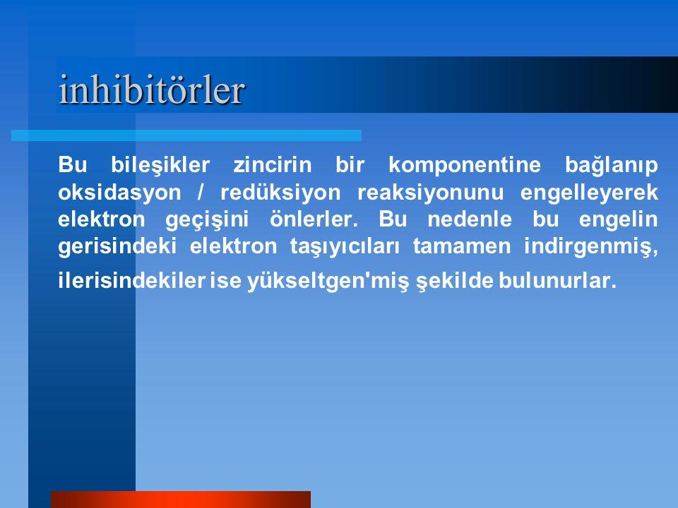 inhibitörler