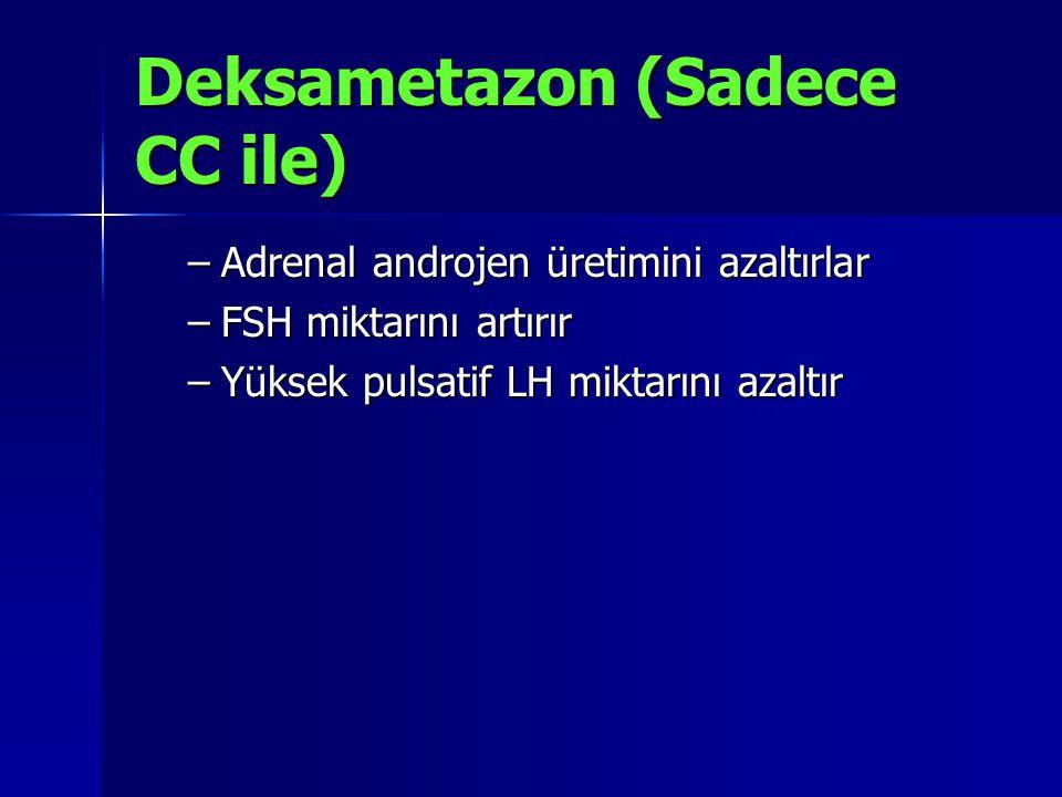 Deksametazon (Sadece CC ile)