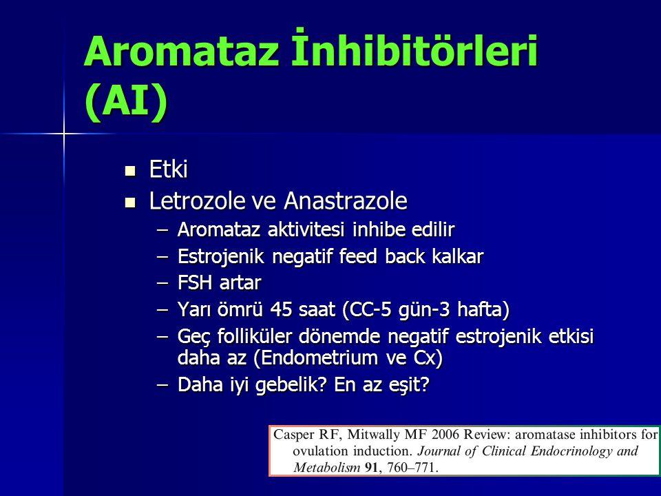 Aromataz İnhibitörleri (AI)
