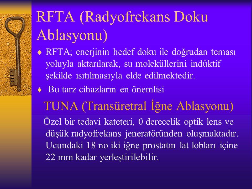 RFTA (Radyofrekans Doku Ablasyonu)