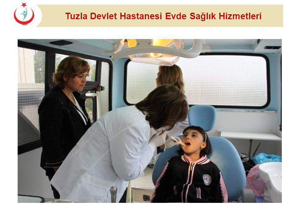 Tuzla Devlet Hastanesi Evde Sağlık Hizmetleri