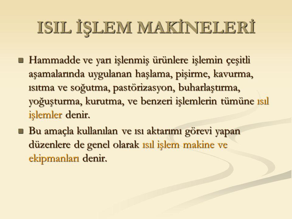 ISIL İŞLEM MAKİNELERİ