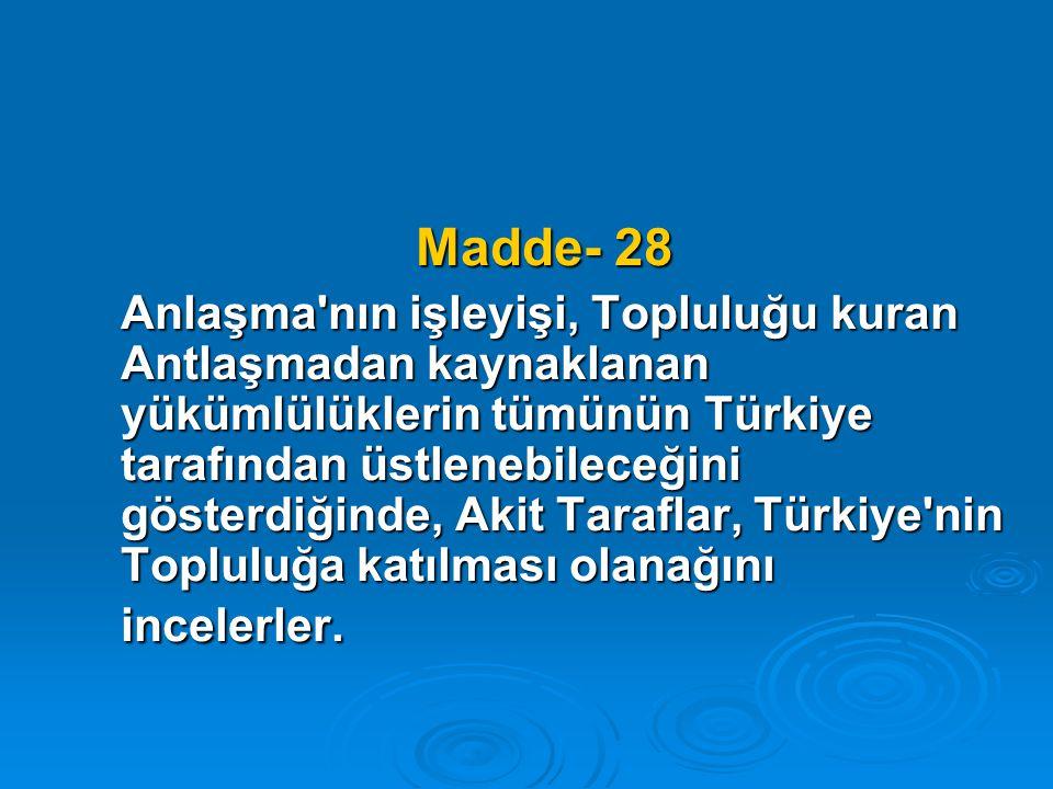 Madde- 28