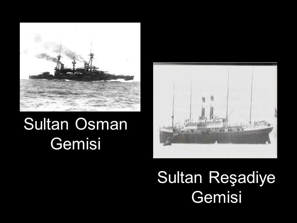 Sultan Reşadiye Gemisi