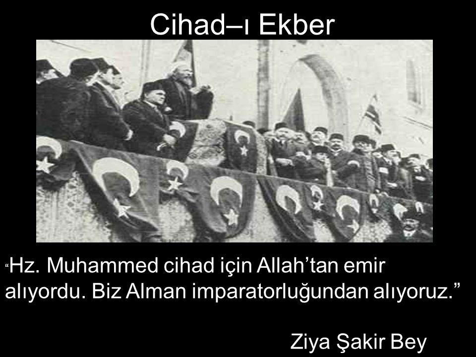 Cihad–ı Ekber Ziya Şakir Bey