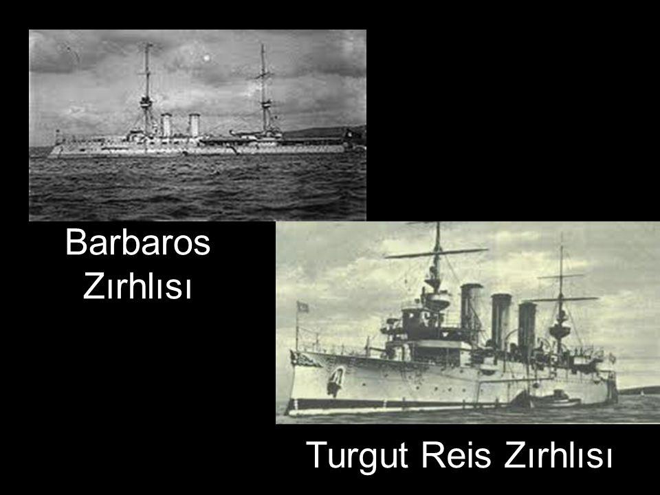 Barbaros Zırhlısı Turgut Reis Zırhlısı