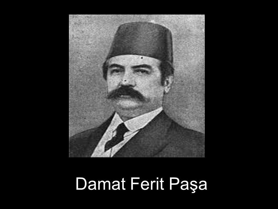 Damat Ferit Paşa