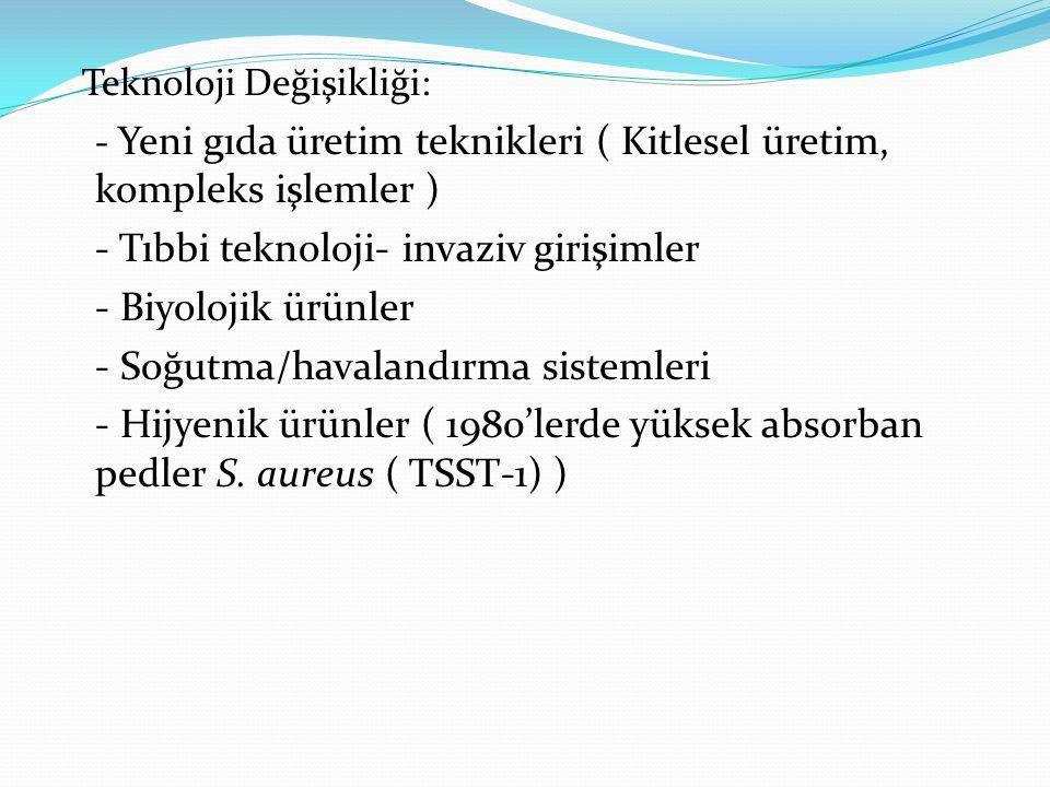 - Tıbbi teknoloji- invaziv girişimler - Biyolojik ürünler