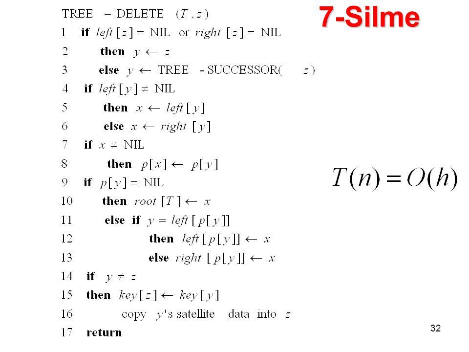 7-Silme 32 32