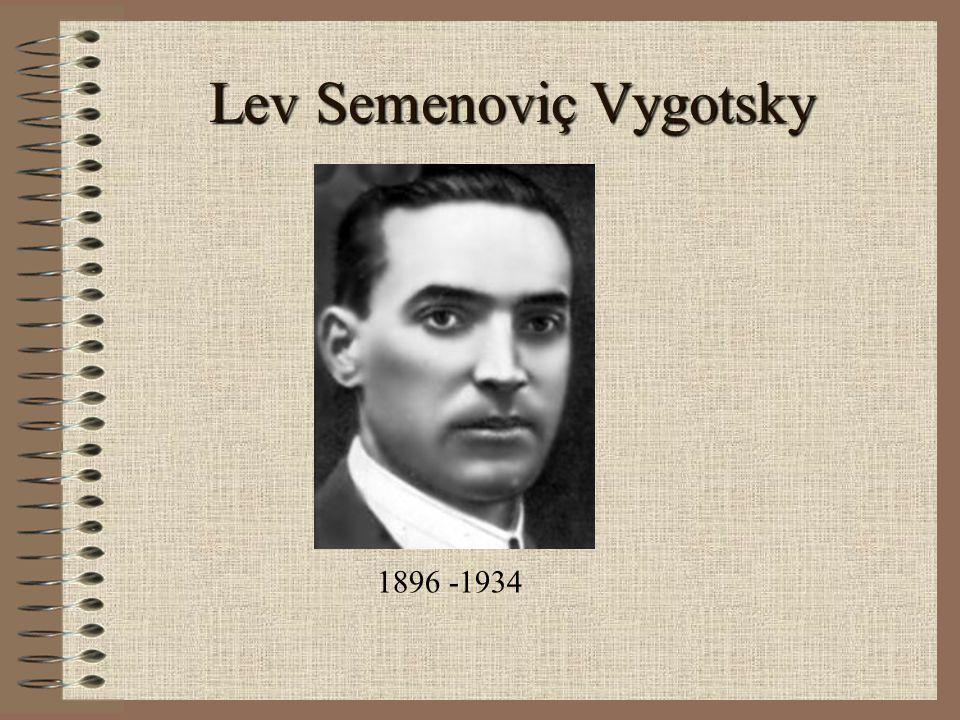 Lev Semenoviç Vygotsky