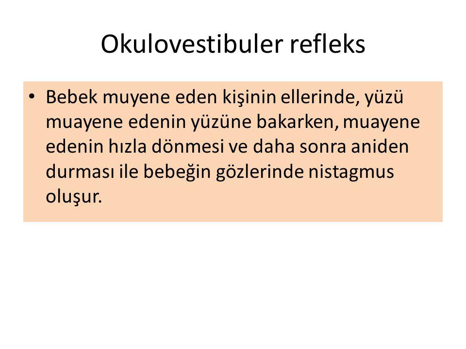 Okulovestibuler refleks