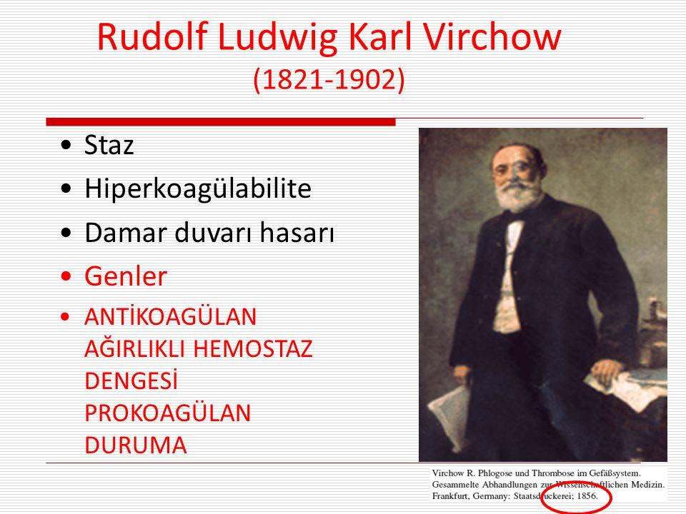 Rudolf Ludwig Karl Virchow (1821-1902)