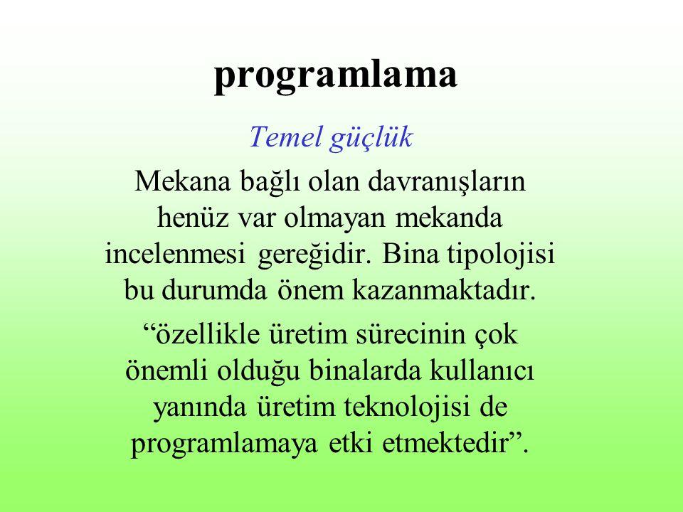 programlama Temel güçlük