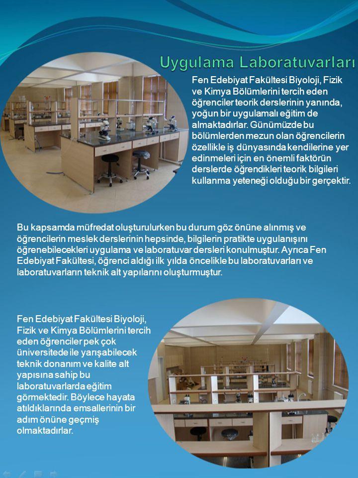 Uygulama Laboratuvarları