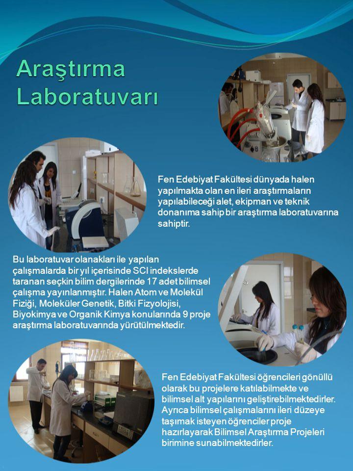 Araştırma Laboratuvarı