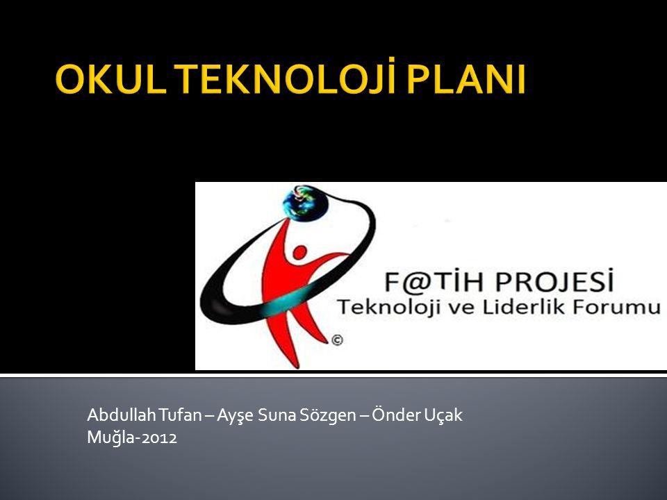 Abdullah Tufan – Ayşe Suna Sözgen – Önder Uçak Muğla-2012