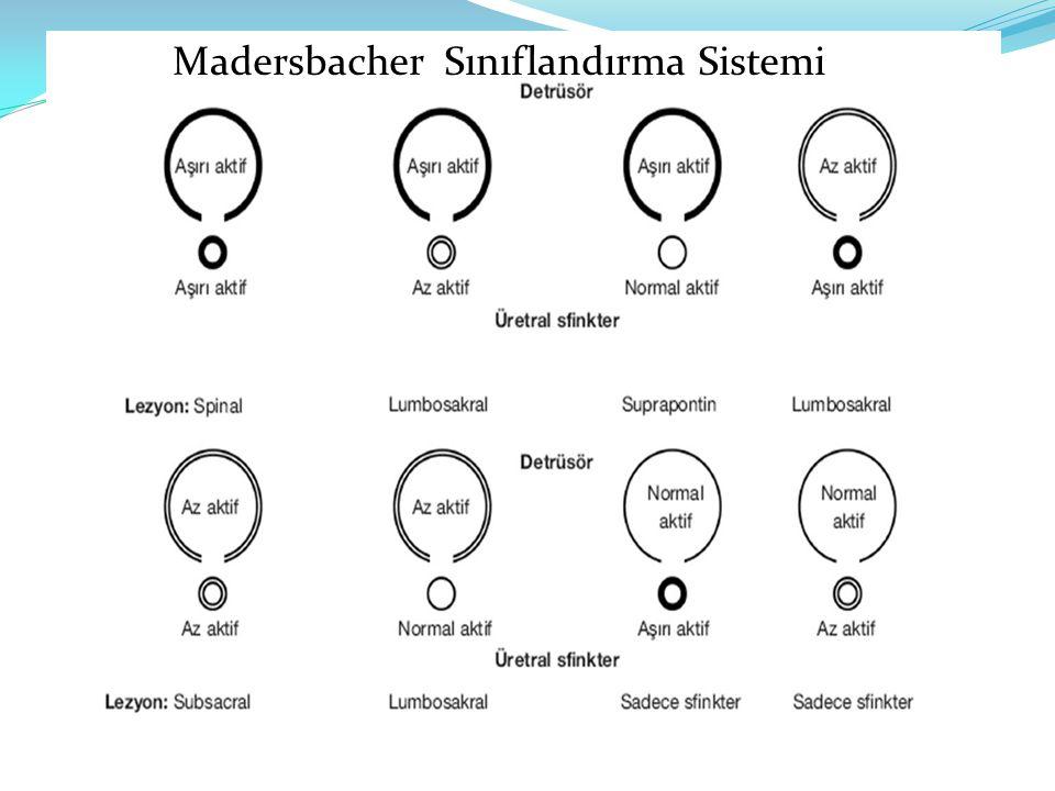 Madersbacher Sınıflandırma Sistemi