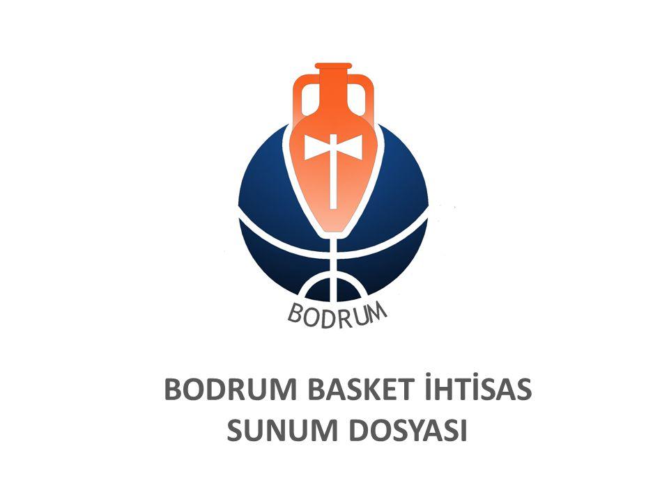 BODRUM BASKET İHTİSAS SUNUM DOSYASI