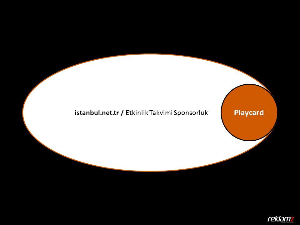istanbul.net.tr / Etkinlik Takvimi Sponsorluk