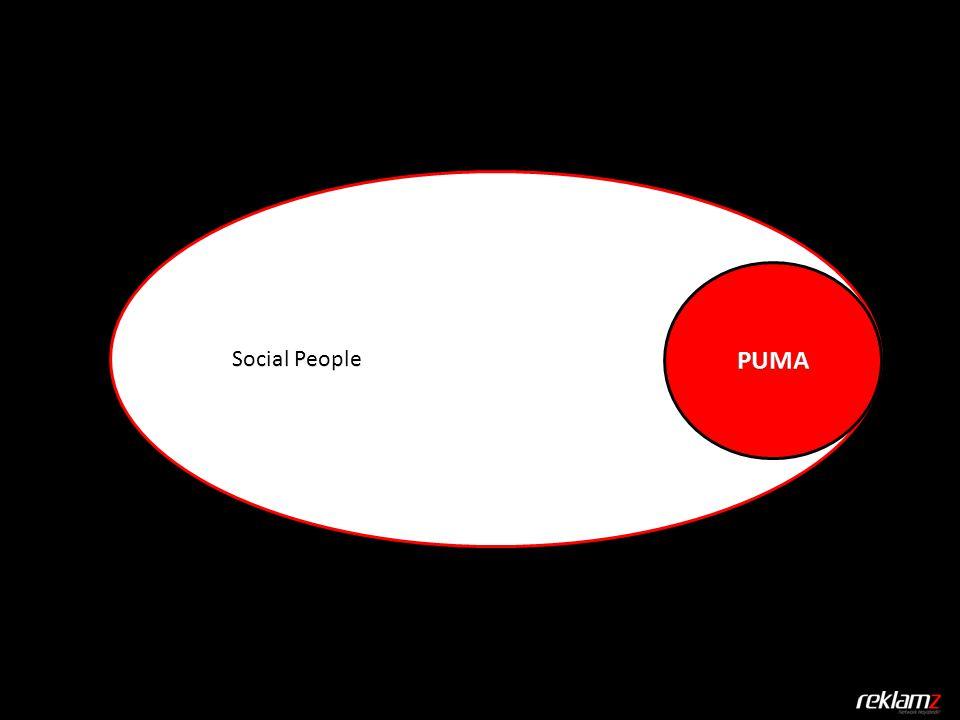 Social People PUMA