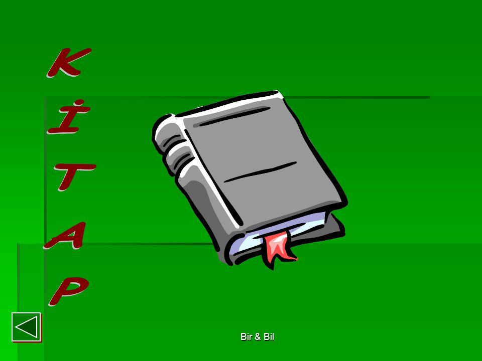 KİTAP Bir & Bil
