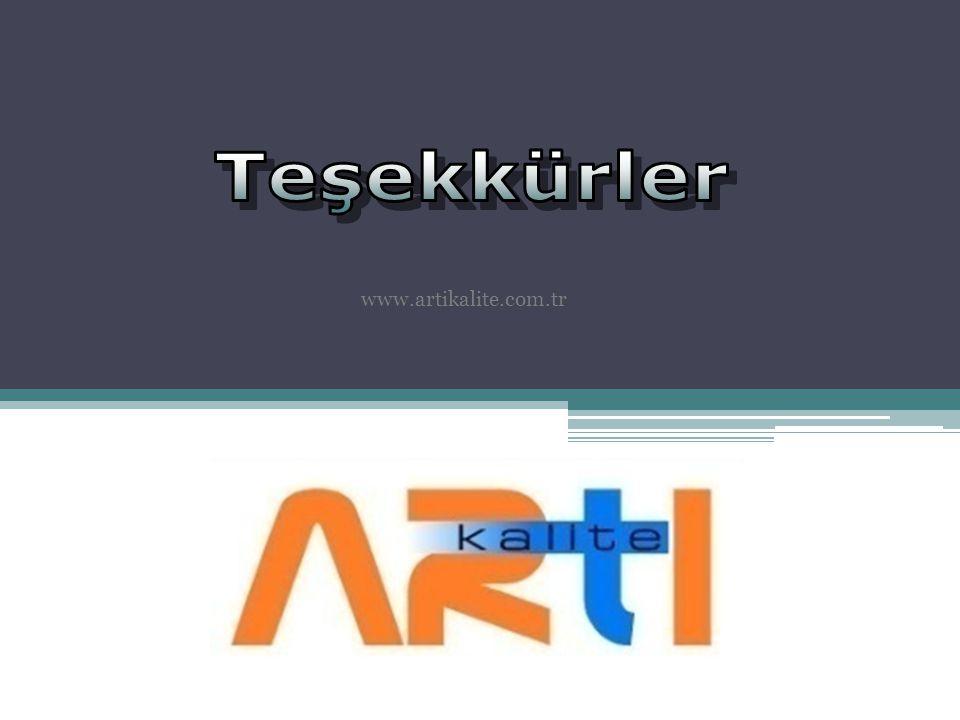 Teşekkürler www.artikalite.com.tr