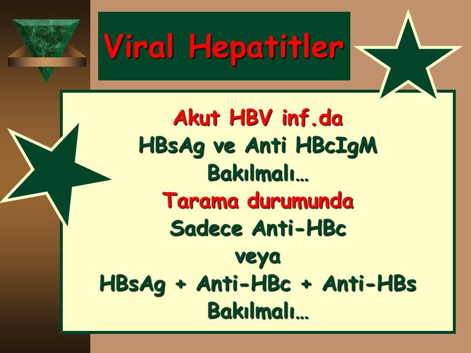 HBsAg + Anti-HBc + Anti-HBs