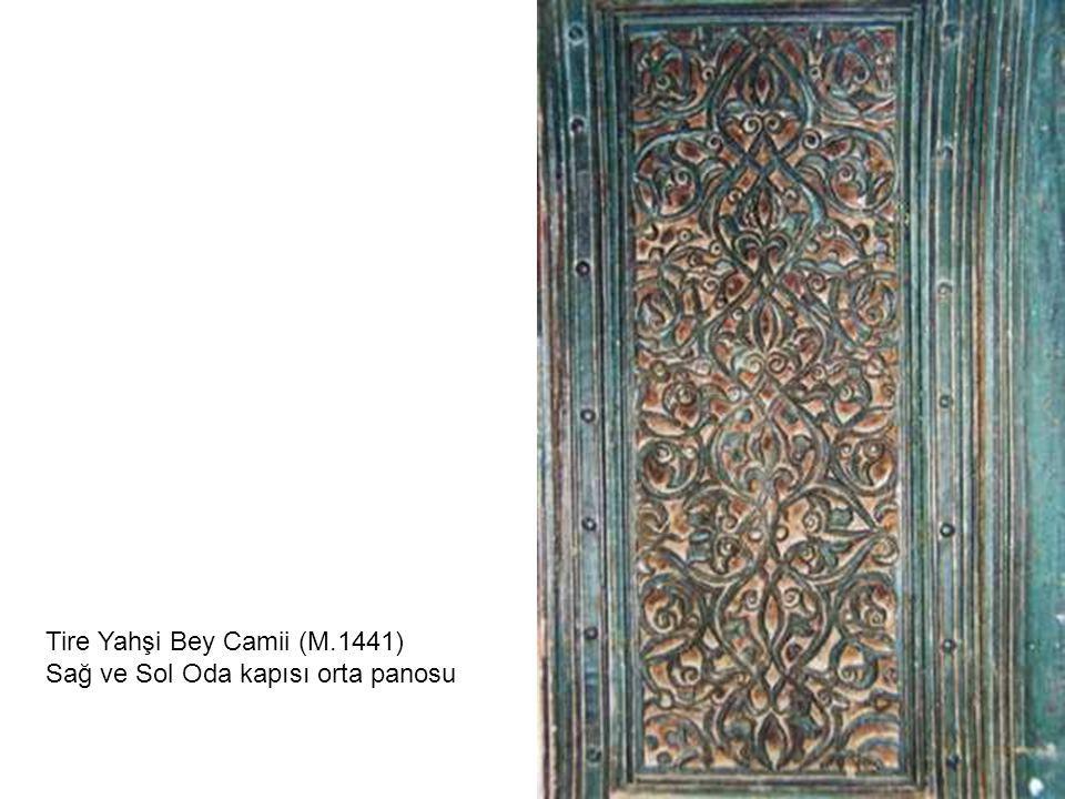 Tire Yahşi Bey Camii (M.1441)