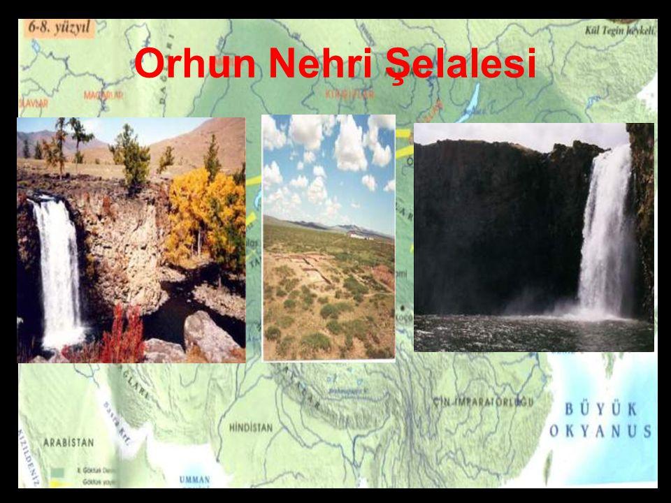 Orhun Nehri Şelalesi www.evdekisosyalci.com