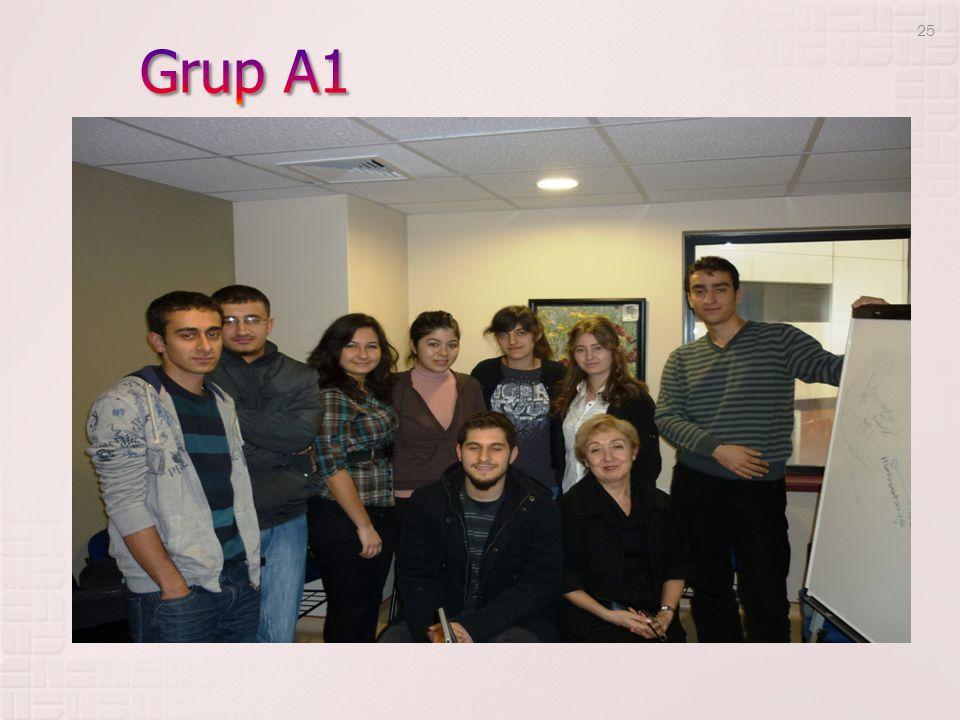 Grup A1