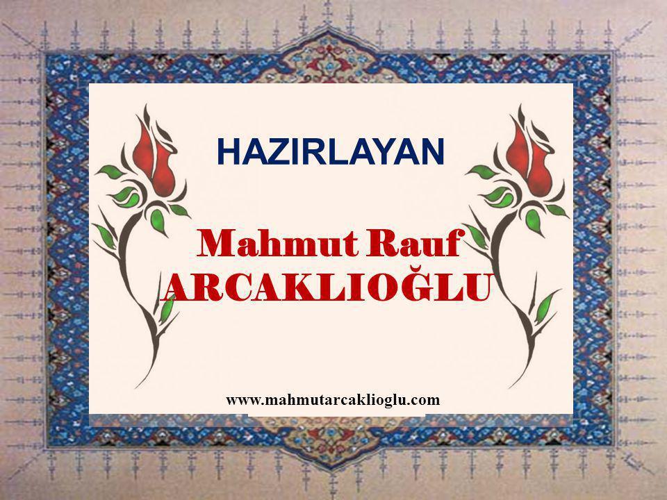Dadaşkent Merkez Camii Imam Hatibi
