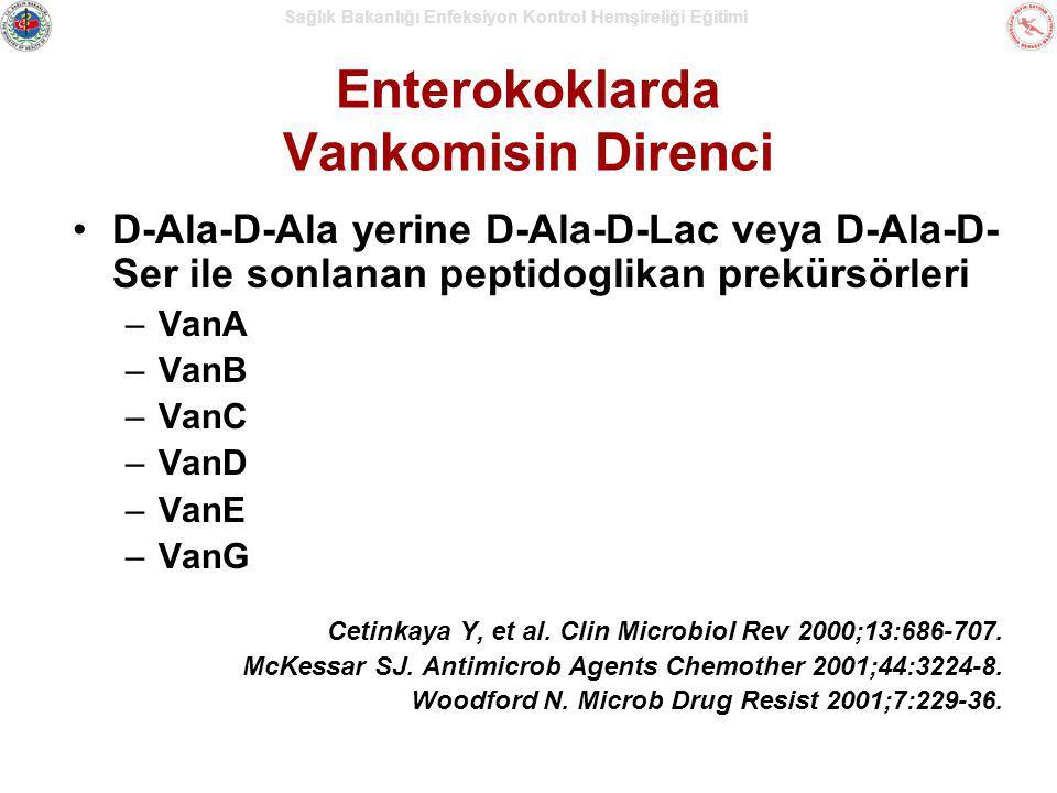 Enterokoklarda Vankomisin Direnci