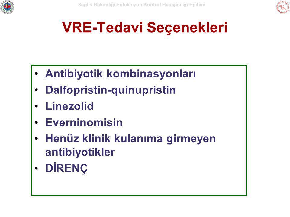 VRE-Tedavi Seçenekleri