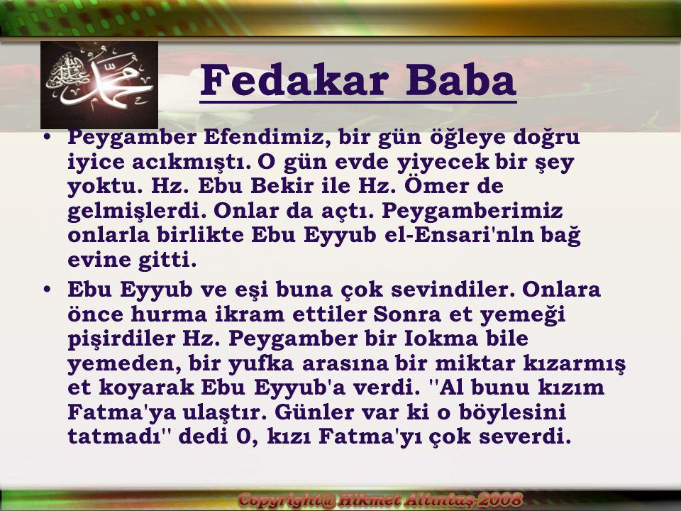 Fedakar Baba