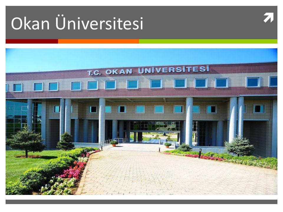  Okan Üniversitesi 1