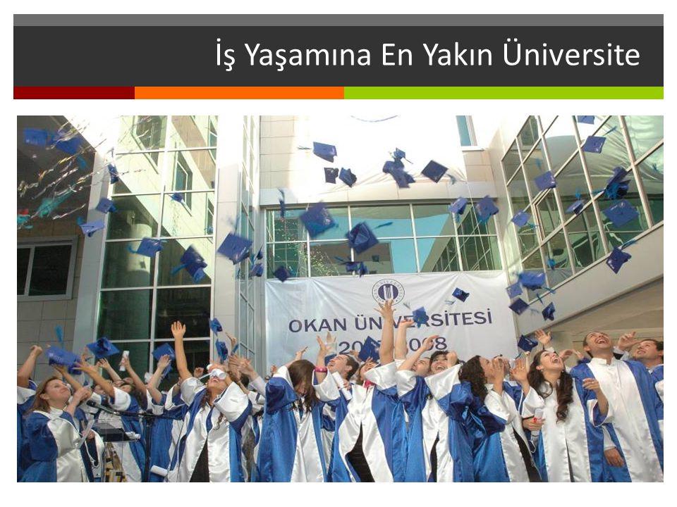 İş Yaşamına En Yakın Üniversite