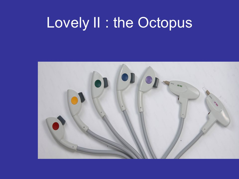 Lovely II : the Octopus
