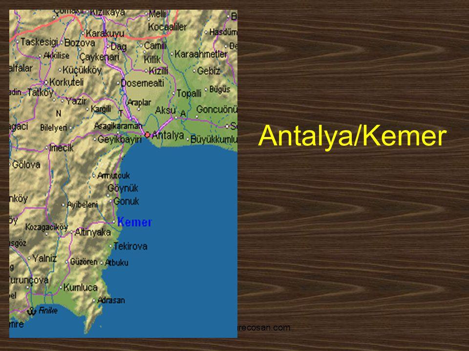 Antalya/Kemer www.yunusemrecosan.com