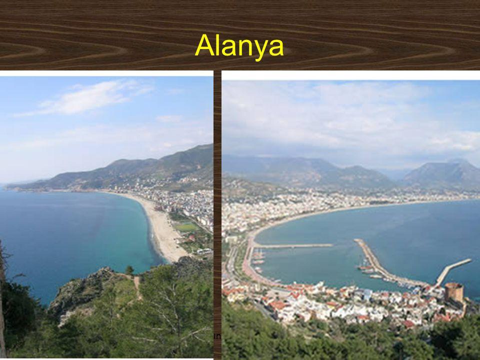 Alanya www.yunusemrecosan.com