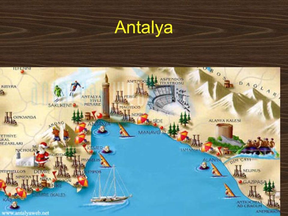 Antalya www.yunusemrecosan.com