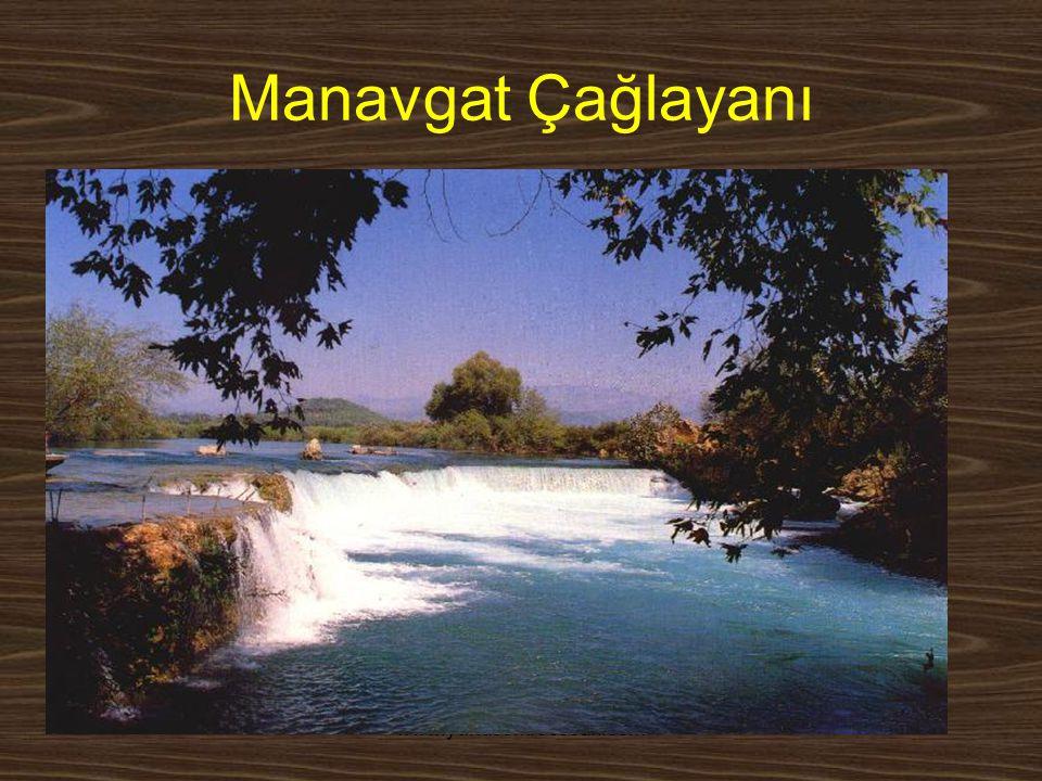 Manavgat Çağlayanı www.yunusemrecosan.com