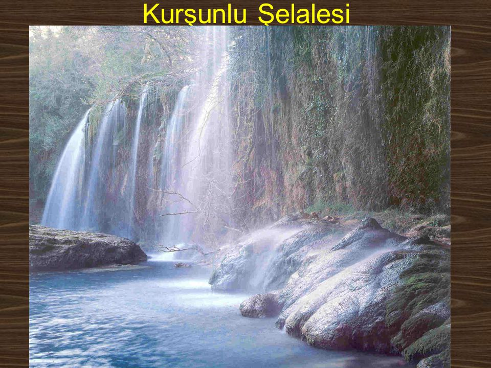 Kurşunlu Şelalesi www.yunusemrecosan.com