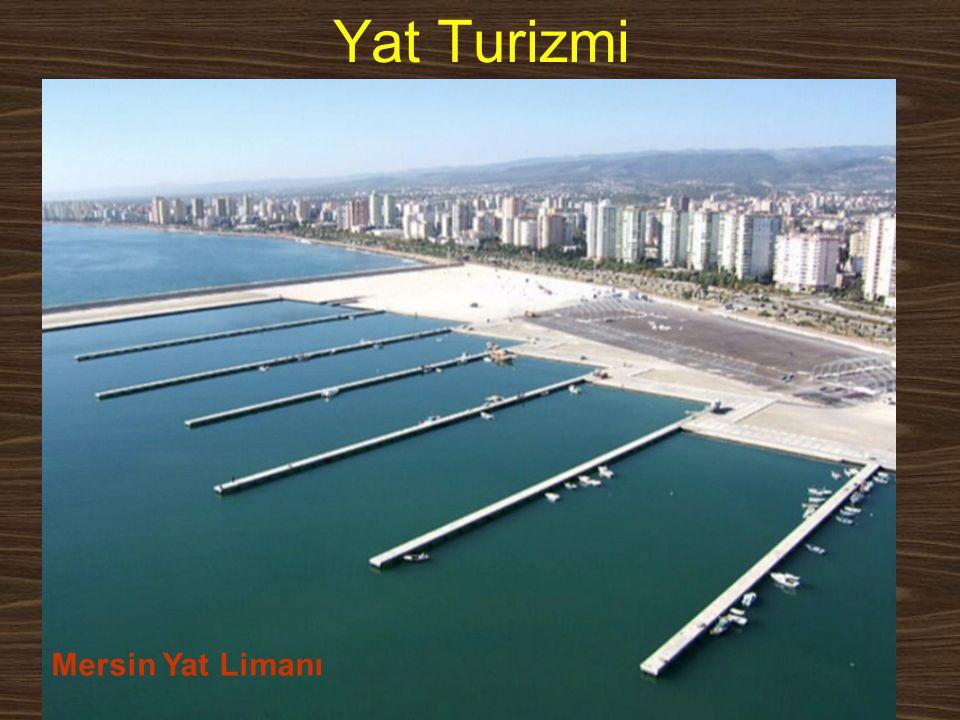 Yat Turizmi Mersin Yat Limanı www.yunusemrecosan.com
