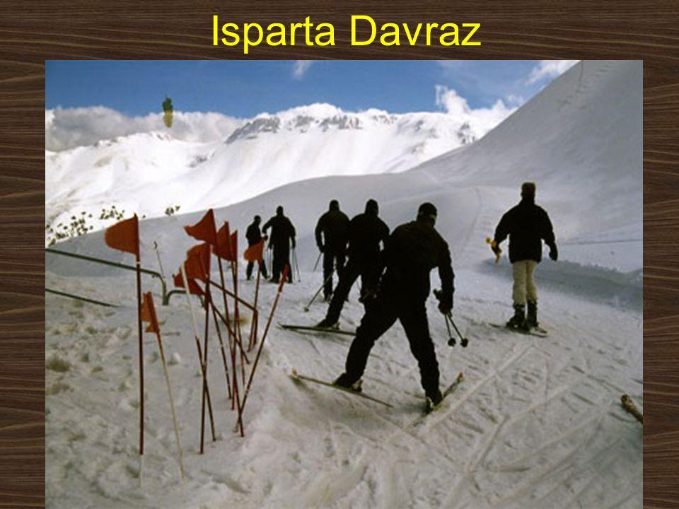 Isparta Davraz www.yunusemrecosan.com