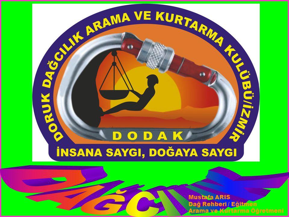DAĞCILIK Mustafa ARIS Dağ Rehberi / Eğitmen