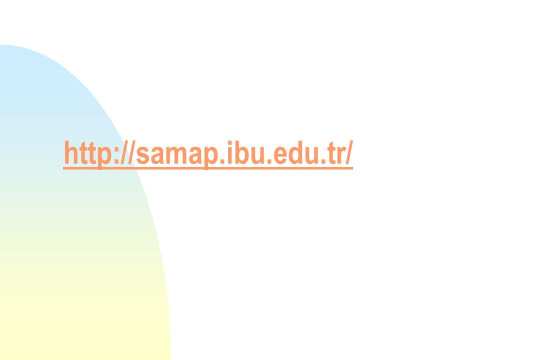 http://samap.ibu.edu.tr/