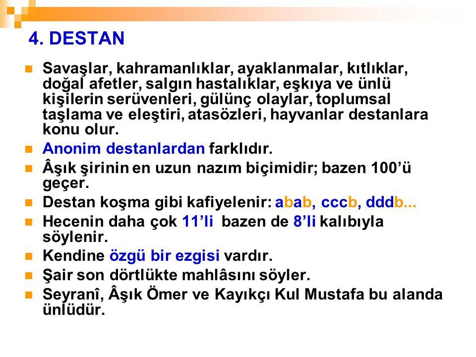 4. DESTAN